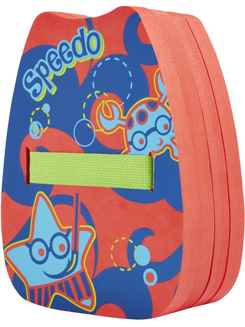 speedo Sea Squad Kinderen rood/bont